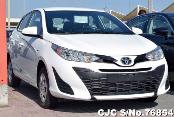 2019 Toyota / Yaris Stock No. 76854