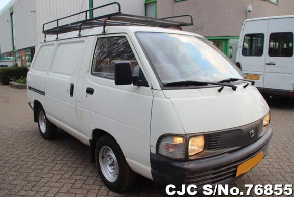 1992 Toyota / Liteace Stock No. 76855