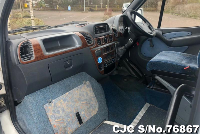 2003 Mercedes Benz / Sprinter Stock No. 76867
