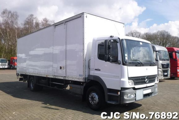 2007 Mercedes Benz / Atego Stock No. 76892