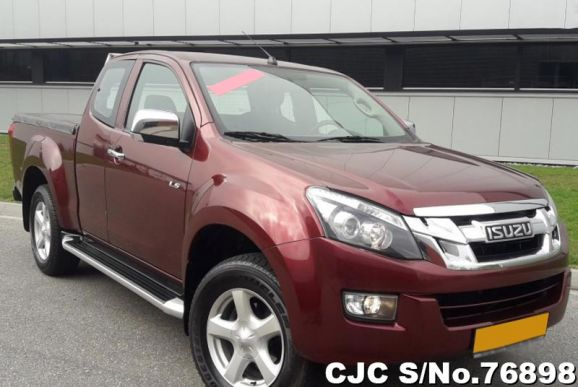 2013 Isuzu / D-Max Stock No. 76898