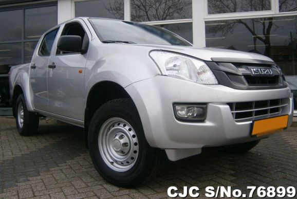 2013 Isuzu / D-Max Stock No. 76899