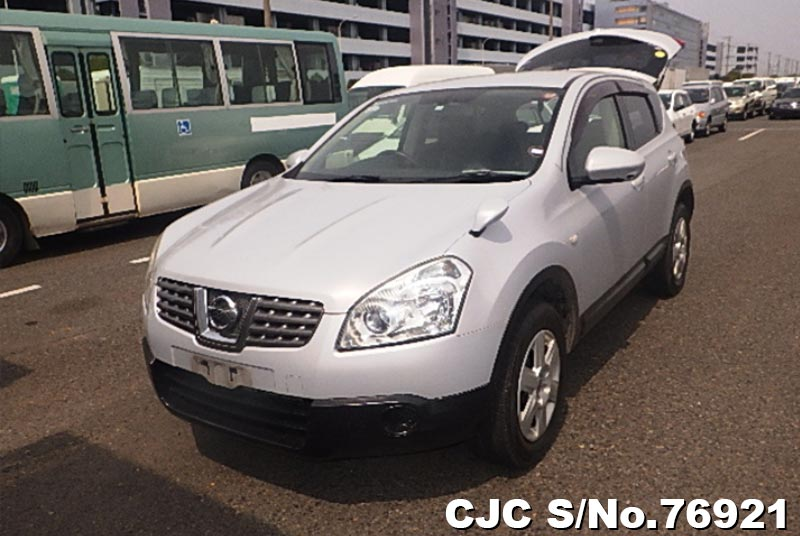 2009 Nissan / Dualis Stock No. 76921