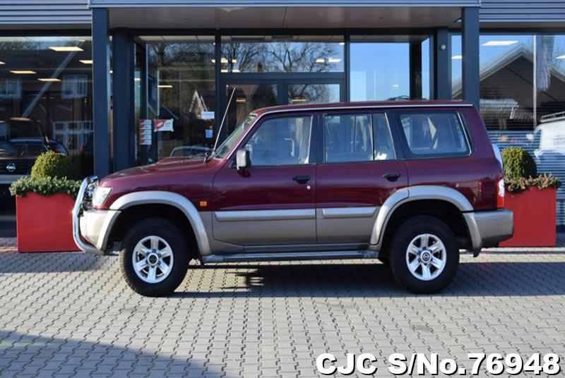 2005 Nissan / Patrol Stock No. 76948