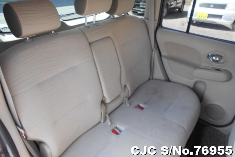 2010 Nissan / Cube Stock No. 76955
