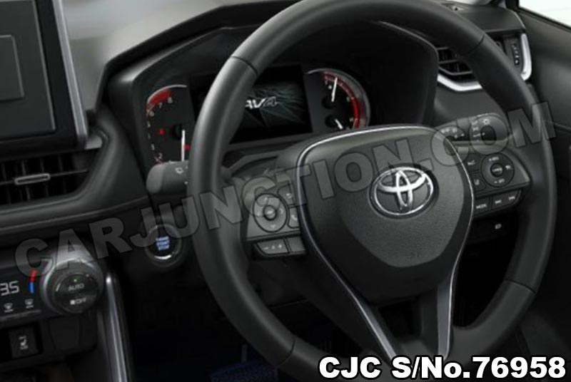 2019 Toyota / Rav4 Stock No. 76958