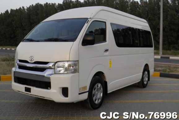 2014 Toyota / Hiace Stock No. 76996