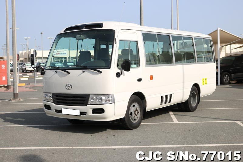 2014 Toyota / Coaster Stock No. 77015