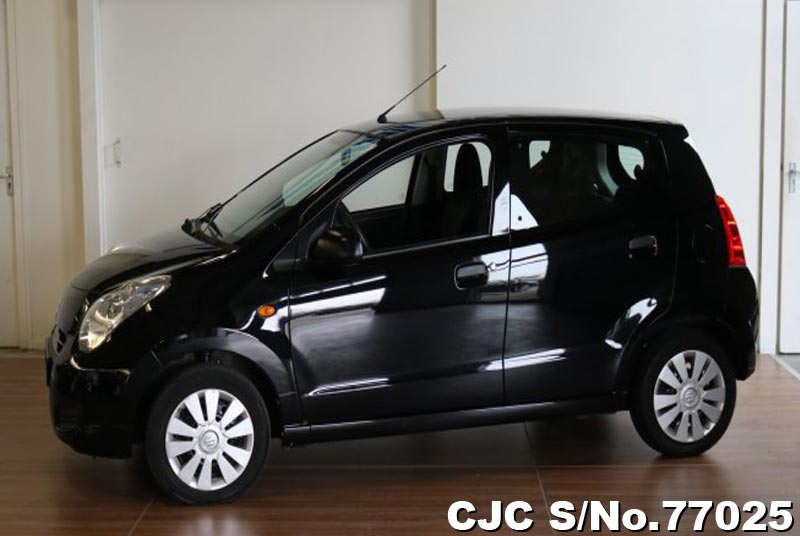 2014 Suzuki / Alto Stock No. 77025