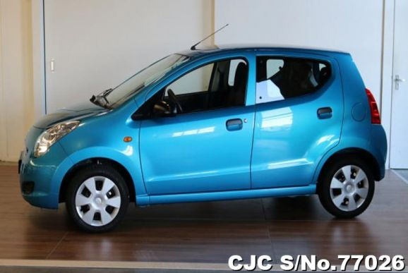 2014 Suzuki / Alto Stock No. 77026