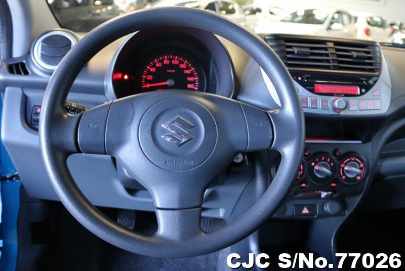 2014 Suzuki / Alto Stock No. 77026