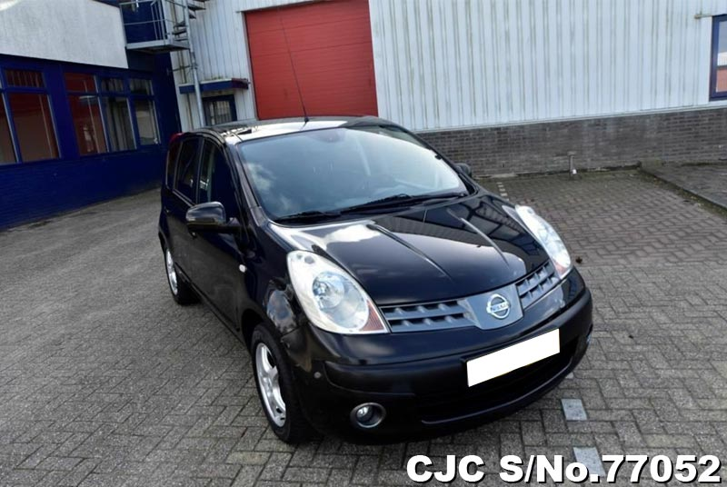 2006 Nissan / Note Stock No. 77052