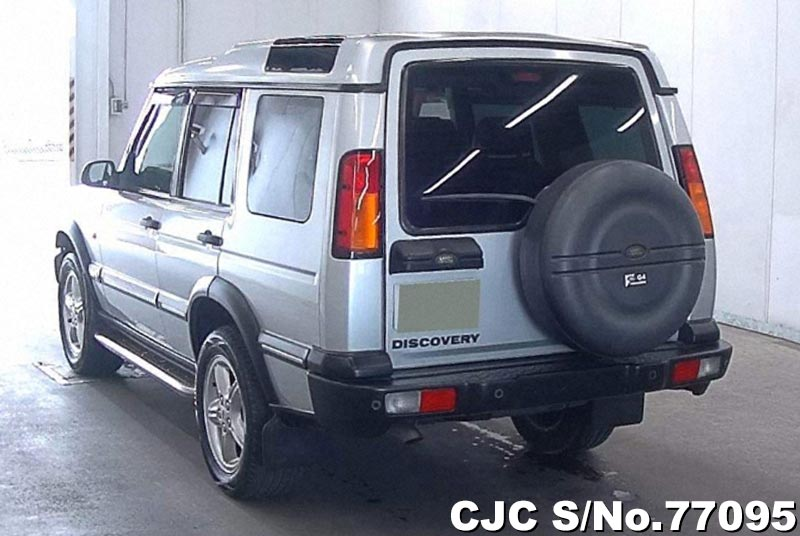 2004 Land Rover / Discovery Stock No. 77095