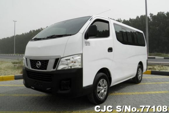 2015 Nissan / Urvan Stock No. 77108