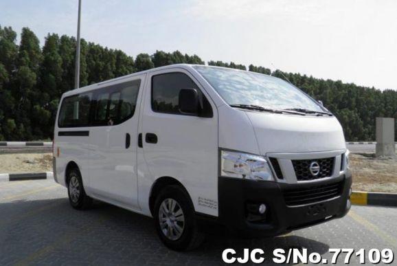 2016 Nissan / Urvan Stock No. 77109