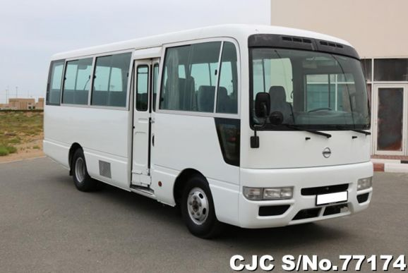 2015 Nissan / Civilian Stock No. 77174