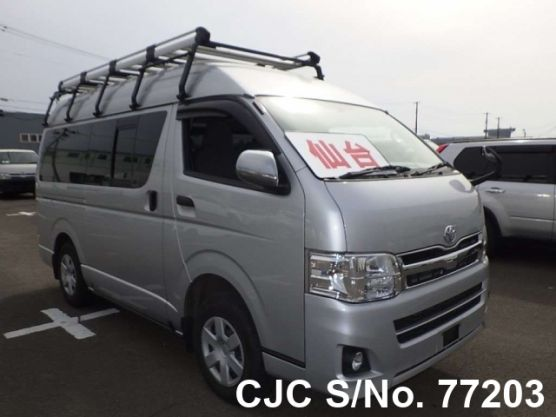2013 Toyota / Hiace Stock No. 77203