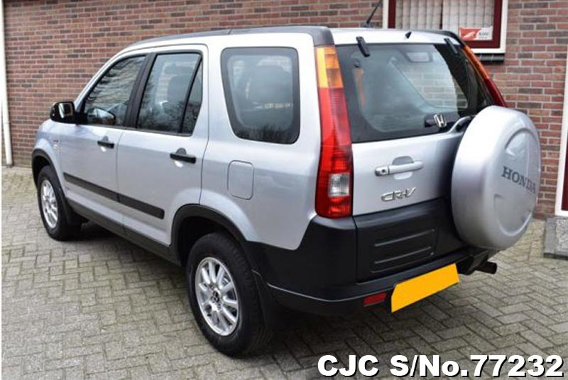 2004 Honda / CRV Stock No. 77232