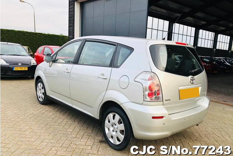 2007 Toyota / Corolla Verso Stock No. 77243