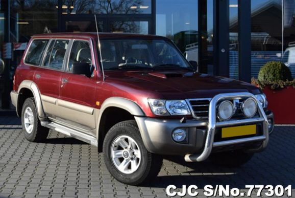 2005 Nissan / Patrol Stock No. 77301