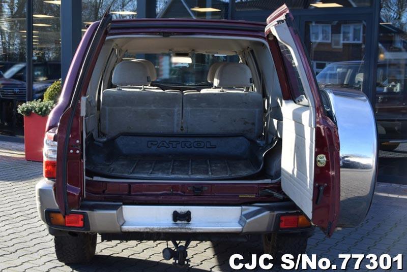 2005 Nissan / Patrol Stock No. 77301