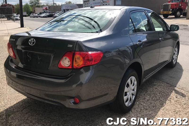 2009 Toyota / Corolla Stock No. 77382