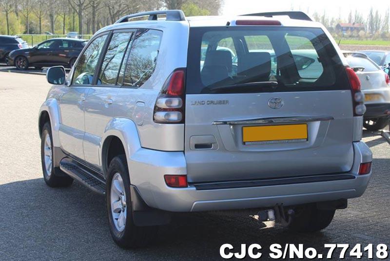 2006 Toyota / Land Cruiser Stock No. 77418