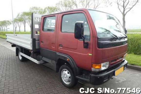 2001 Nissan / Cabstar Stock No. 77546