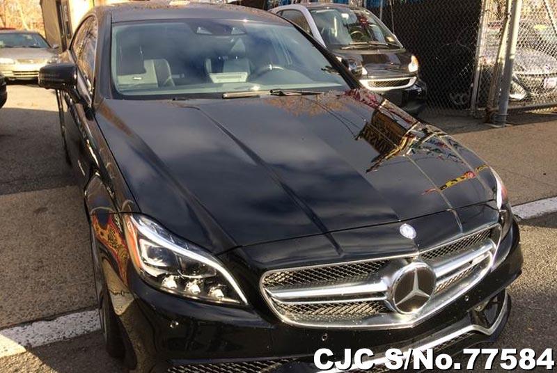 2016 Mercedes Benz / CLS Class Stock No. 77584