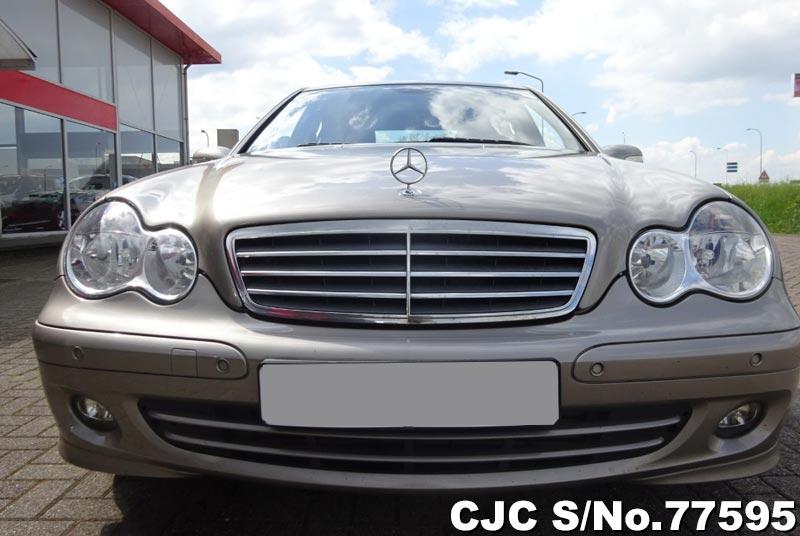 2006 Mercedes Benz / C Class Stock No. 77595