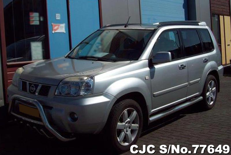 2007 Nissan / X-Trail Stock No. 77649