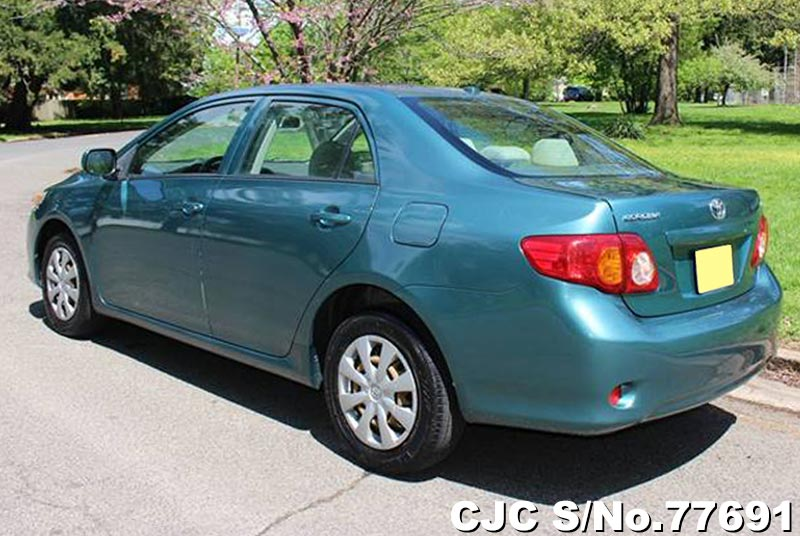 2009 Toyota / Corolla Stock No. 77691