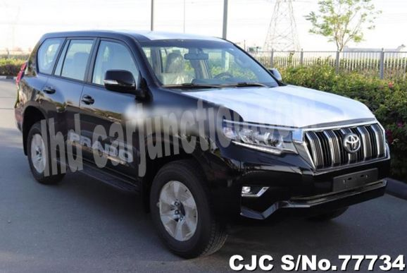 2019 Toyota / Land Cruiser Prado Stock No. 77734