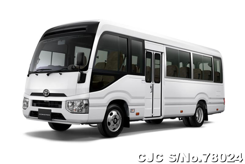 2020 Toyota / Coaster Stock No. 78024