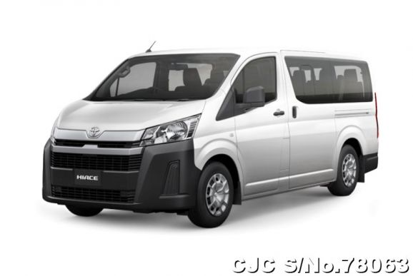 2020 Toyota / Hiace Stock No. 78063