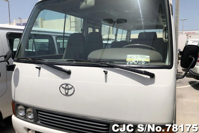 1999 Toyota / Coaster Stock No. 78175