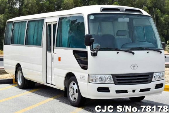 2016 Toyota / Coaster Stock No. 78178