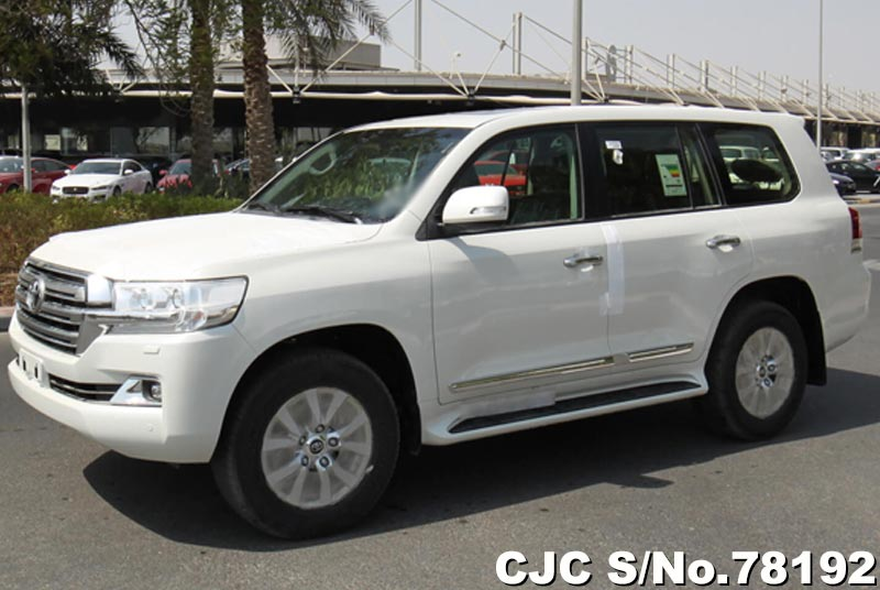 2019 Toyota / Land Cruiser Stock No. 78192