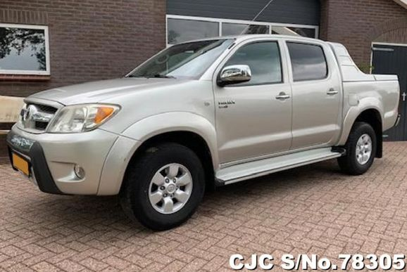 2006 Toyota / Hilux Stock No. 78305