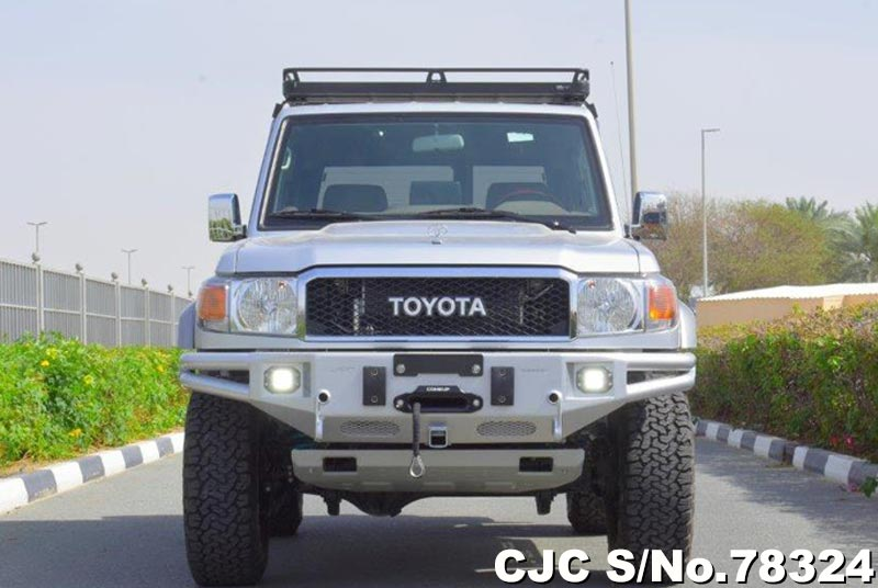 2019 Toyota / Land Cruiser Stock No. 78324