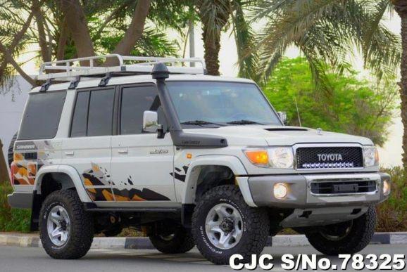 2019 Toyota / Land Cruiser Stock No. 78325