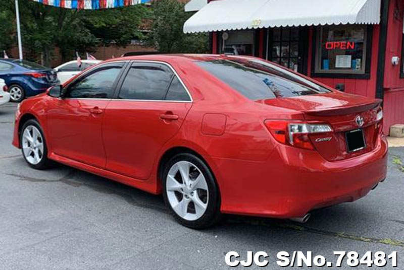 2012 Toyota / Camry Stock No. 78481
