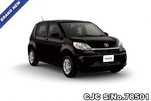 Used Toyota Passo for Sale | Japanese Used Cars Exporter