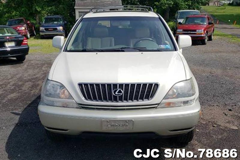 1999 Lexus / RX 300 Stock No. 78686