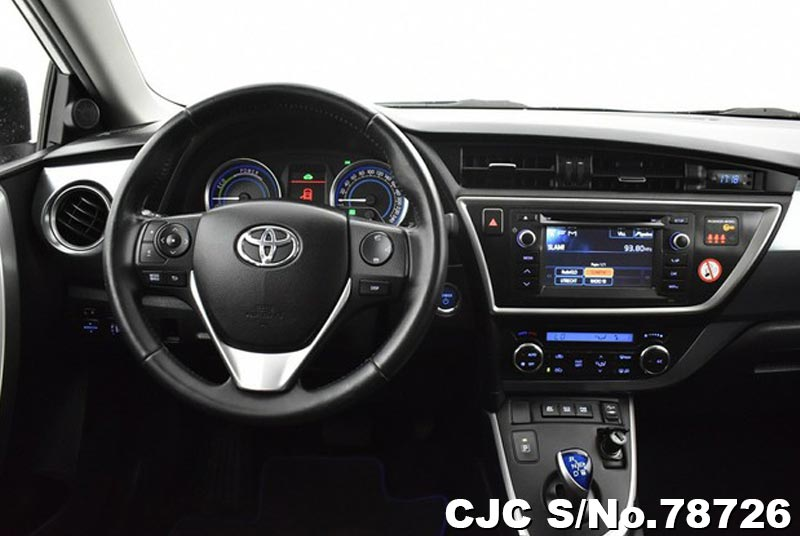 2014 Toyota / Auris Stock No. 78726