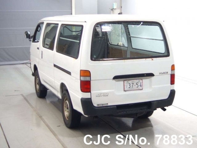2001 Toyota / Hiace Stock No. 78833