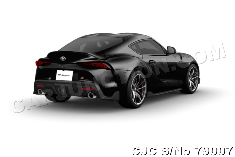 2019 Toyota / Supra Stock No. 79007