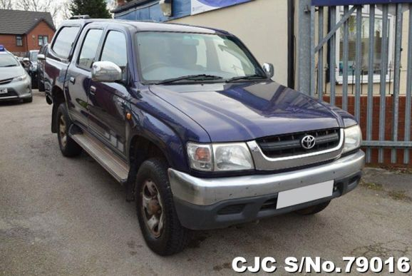 2004 Toyota / Hilux Stock No. 79016
