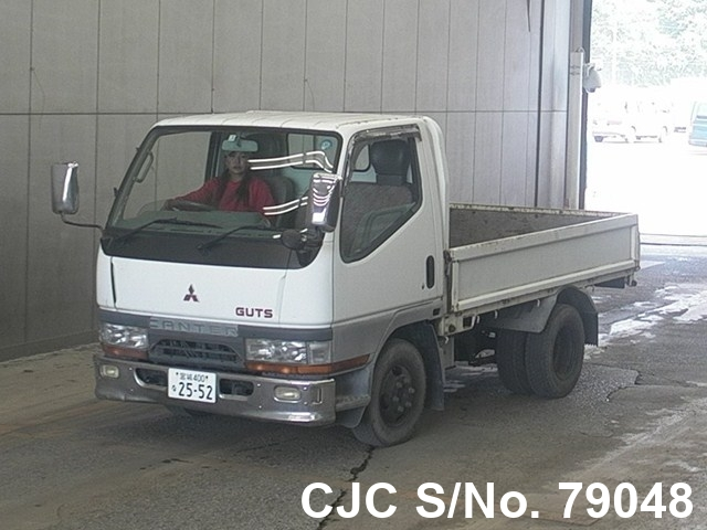 1998 Mitsubishi / Canter Stock No. 79048