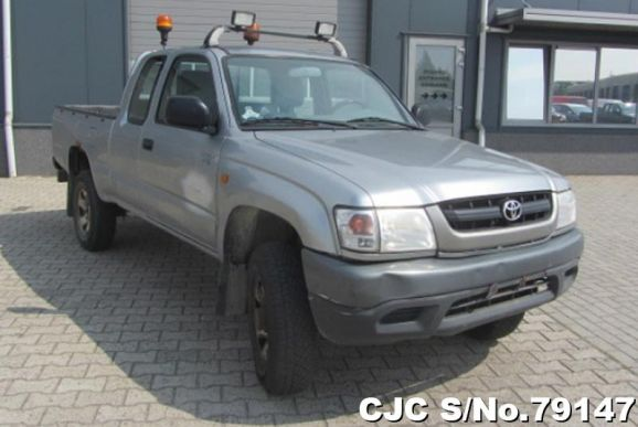 2005 Toyota / Hilux Stock No. 79147